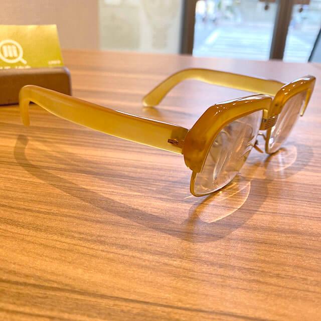 モノカウ緑橋店にて鴫野のお客様から鼈甲(べっこう)の14金の眼鏡を買取_03