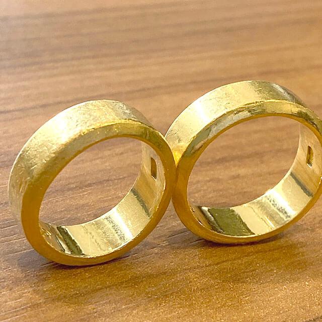 今里のお客様から24金(純金)の指輪を買取_02