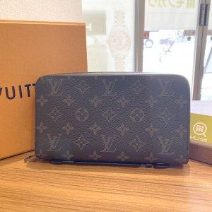 モノカウ緑橋店にて平野のお客様からヴィトンのエクリプスの財布【ジッピーXL】を買取