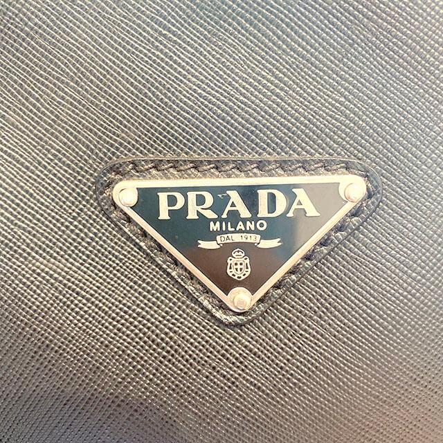 東京のお客様からプラダのボストンバッグを買取_03
