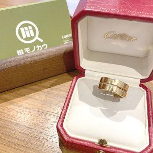 モノカウ緑橋店にてカルティエの指輪【パリ リング】を買取