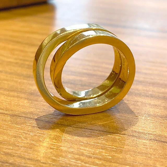 モノカウ緑橋店にてカルティエの指輪【パリ リング】を買取_04