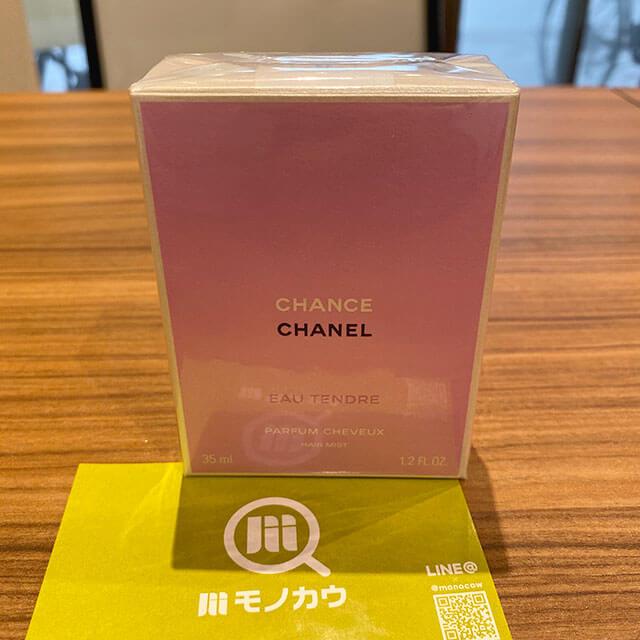 モノカウ玉造店にてシャネルのヘアミスト【チャンス】を買取_01