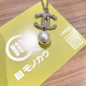 東大阪のお客様からシャネルの【パール ネックレス】を買取