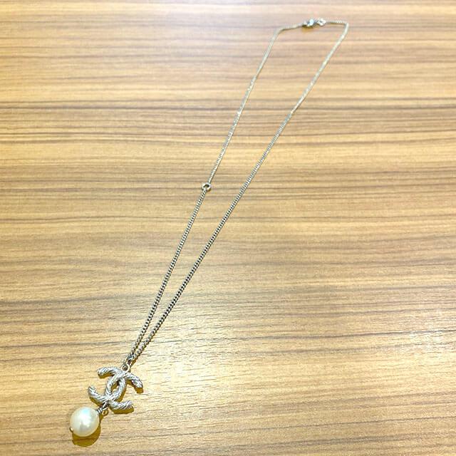 東大阪のお客様からシャネルの【パール ネックレス】を買取_02