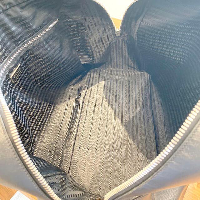 東京のお客様からプラダのボストンバッグを買取_02
