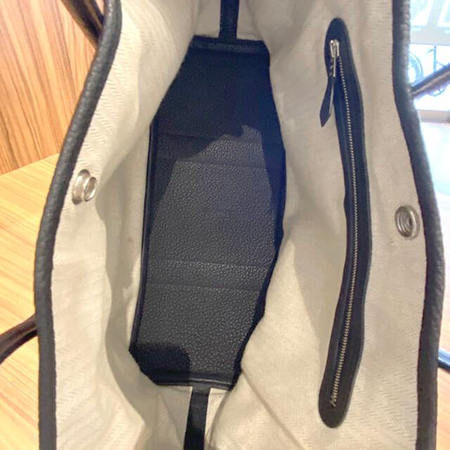 モノカウ玉造店にて大阪のお客様からエルメスのバッグ【ガーデンパーティ TPM】を買取_03
