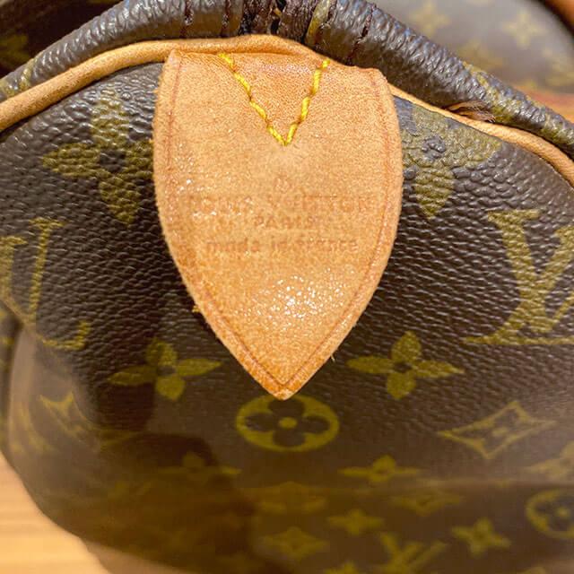 モノカウ玉造店にてヴィトンのハンドバッグ【スピーディ40】を買取_04