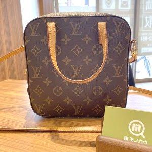 深江橋のお客様からヴィトンの2wayバッグ【スポンティーニ】を買取