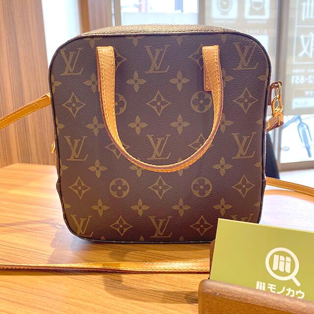 深江橋のお客様からヴィトンの2wayバッグ【スポンティーニ】を買取_01