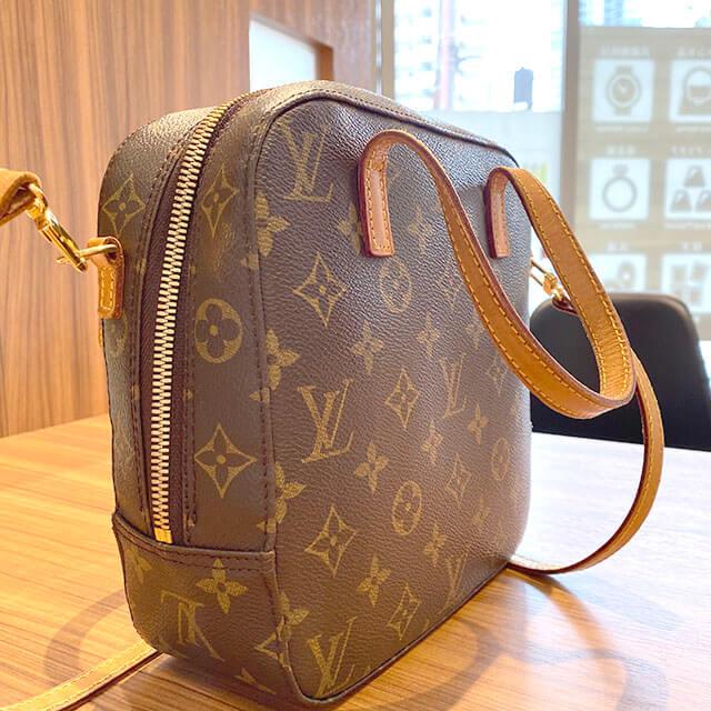 深江橋のお客様からヴィトンの2wayバッグ【スポンティーニ】を買取_02