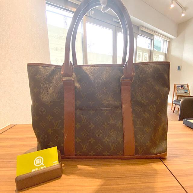 佐久平のお客様からヴィトンのバッグ【ウィークエンドPM】を買取_01