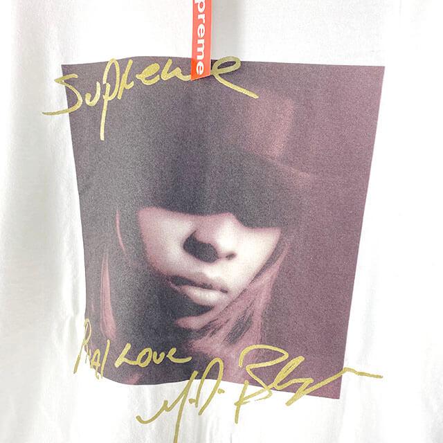 和泉のお客様からシュプリームの【Mary J Blige Tee】Tシャツを買取_04