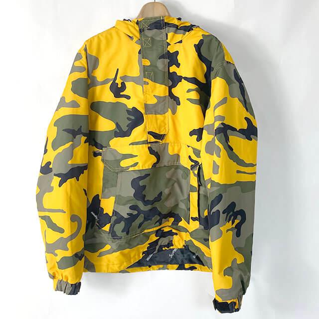 モノカウ心斎橋店にてシュプリームの【17AW Hooded Logo Half Zip Pullover】を買取_01