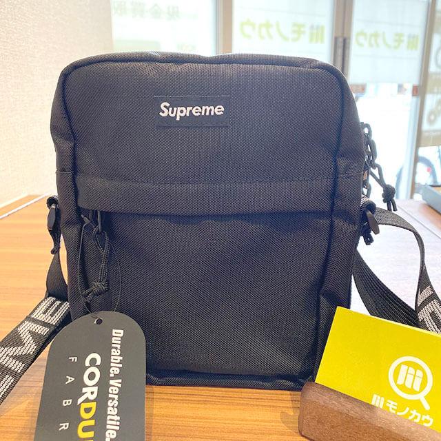 モノカウ心斎橋店にて阿波座のお客様からシュプリームのバッグを買取_01