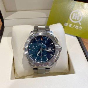 堀江のお客様からタグホイヤーの腕時計【アクアレーサー】を買取