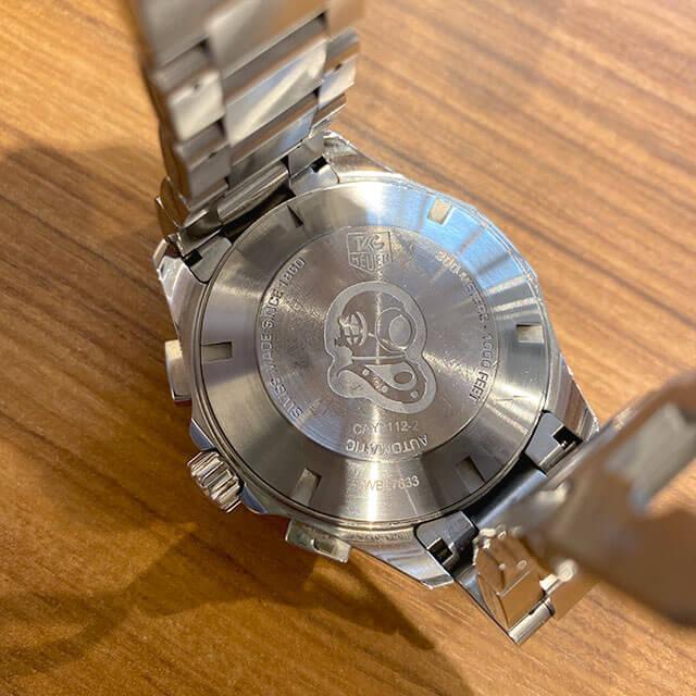 堀江のお客様からタグホイヤーの腕時計【アクアレーサー】を買取_03