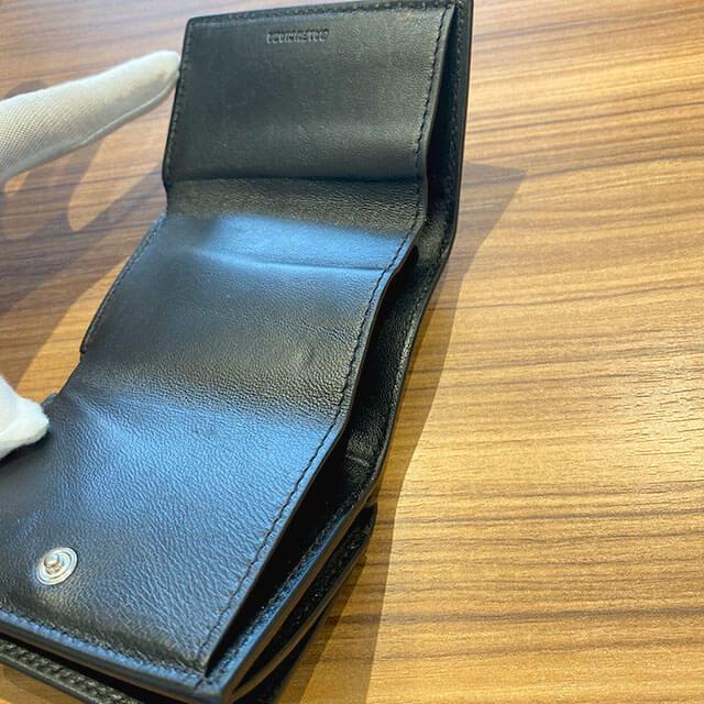 鶴橋のお客様からバレンシアガの【キャッシュ ミニ ウォレット】を買取_04