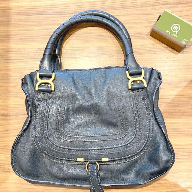 堺のお客様からクロエのバッグ【マーシー】を買取_01