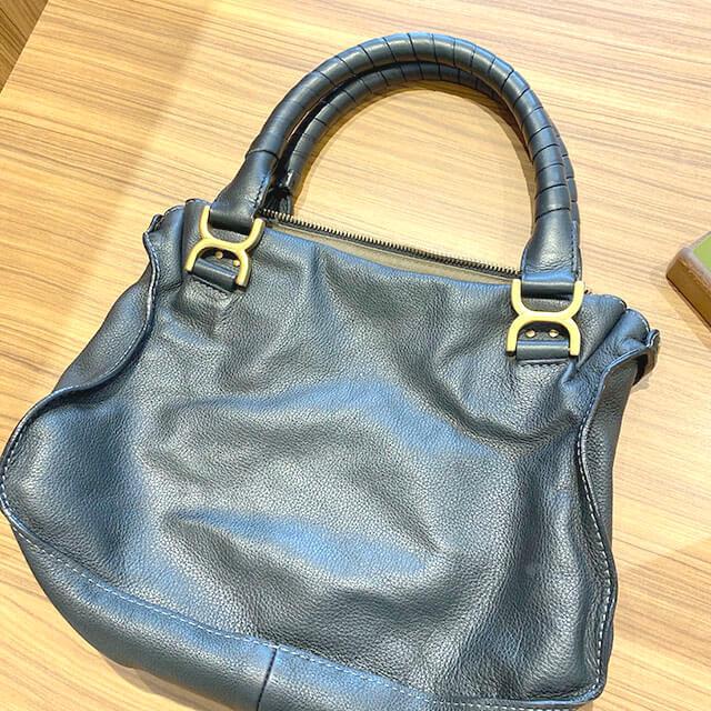 堺のお客様からクロエのバッグ【マーシー】を買取_02