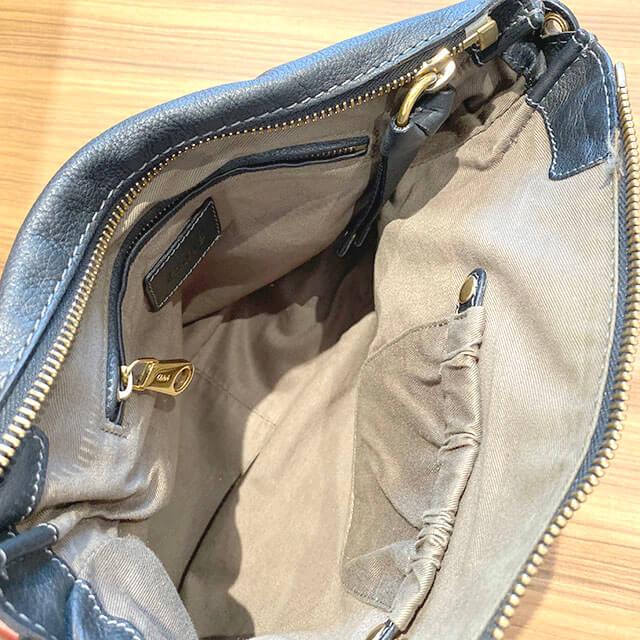 堺のお客様からクロエのバッグ【マーシー】を買取_04