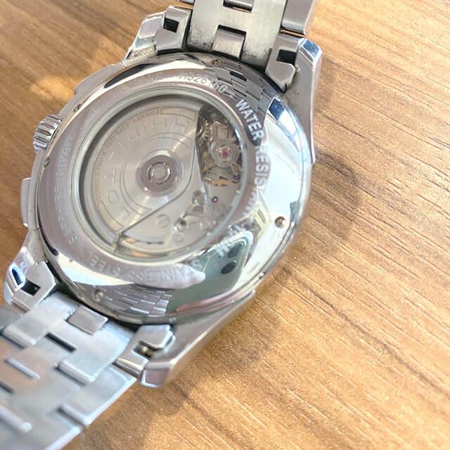 大東のお客様からハミルトンの腕時計【ジャズマスター】を買取_02