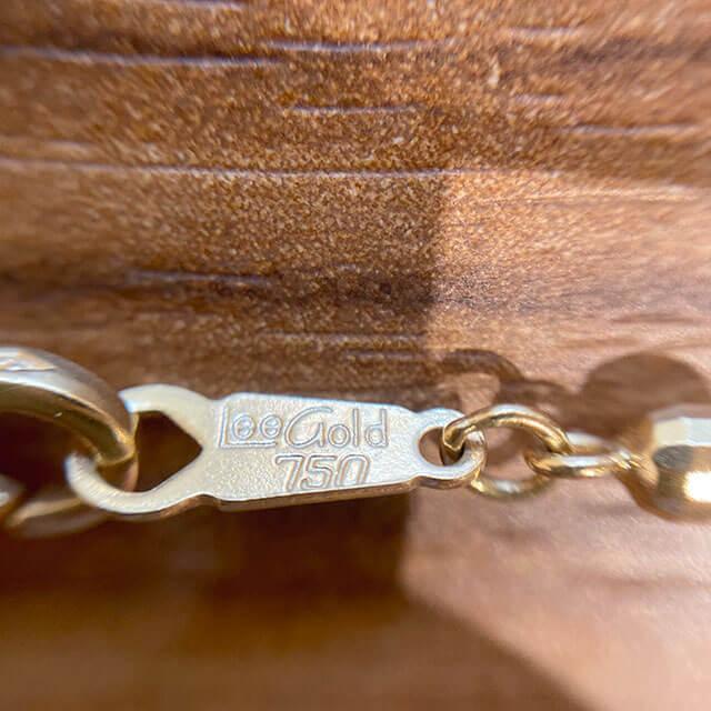 モノカウ枚方営業所にて18金のネックレスを買取_03