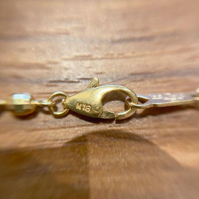 モノカウ枚方営業所にて18金のネックレスを買取_04