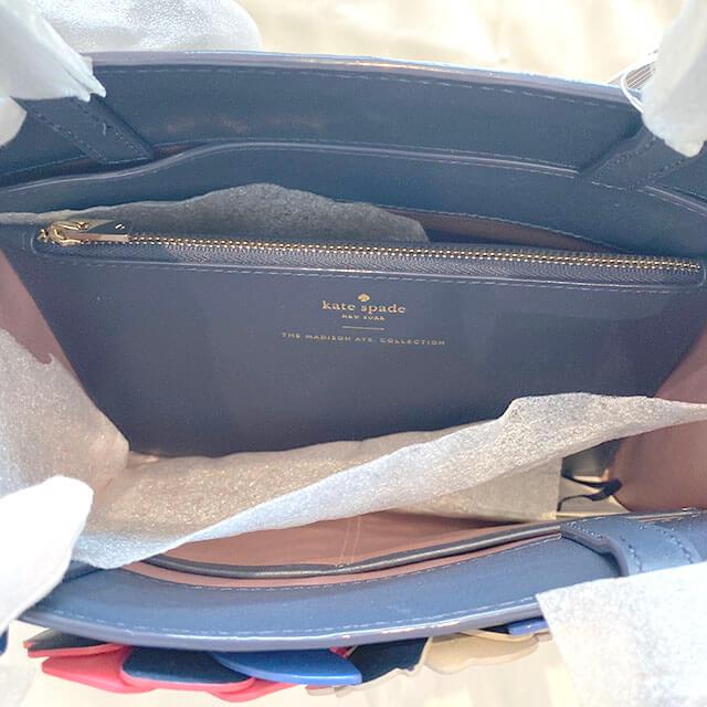 大阪のお客様からケイトスペードの2wayバッグを買取_03