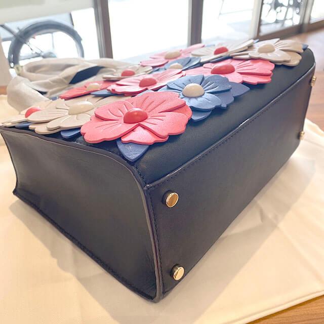 大阪のお客様からケイトスペードの2wayバッグを買取_04