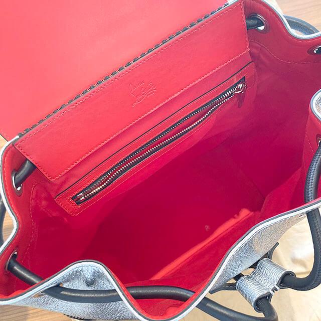 奈良のお客様からルブタンのバックパック【エクスプローラーファンク】を買取_04