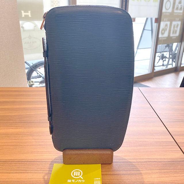 京都市山科区のお客様からヴィトンの長財布【オーガナイザー アートル】を買取_01