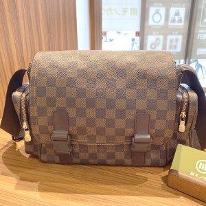 鶴見のお客様からヴィトンのバッグ【リポーター・メルヴィール】を買取