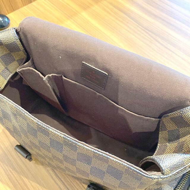 鶴見のお客様からヴィトンのバッグ【リポーター・メルヴィール】を買取_03