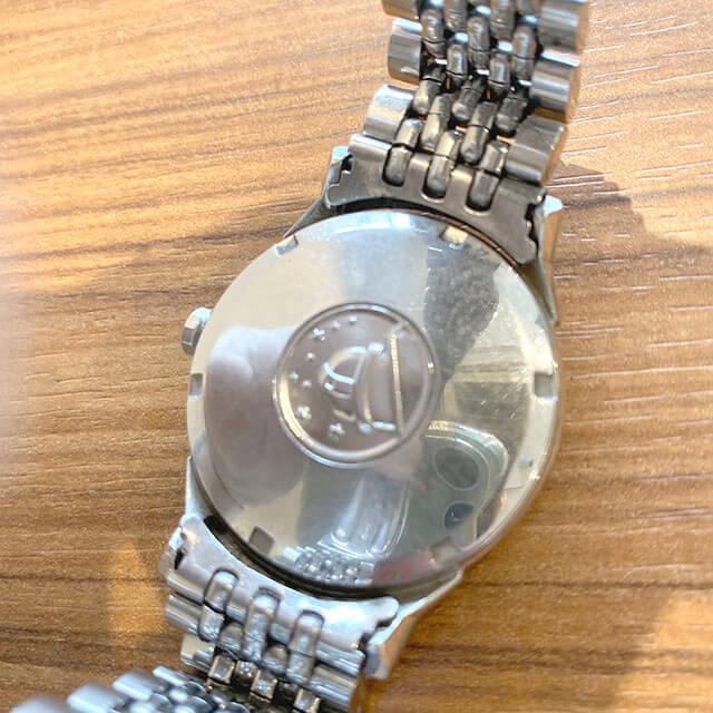 モノカウ緑橋店にてオメガの腕時計【コンステレーション】を買取_02