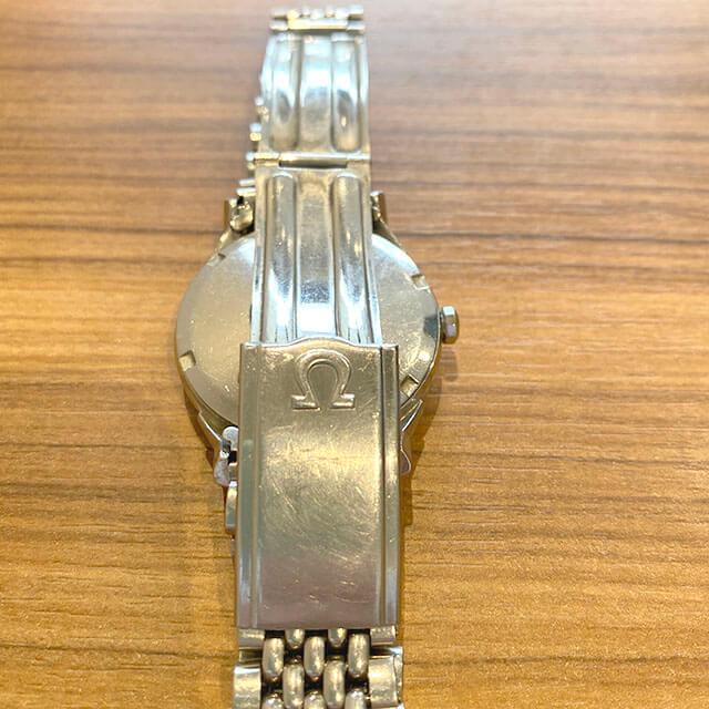 モノカウ緑橋店にてオメガの腕時計【コンステレーション】を買取_03