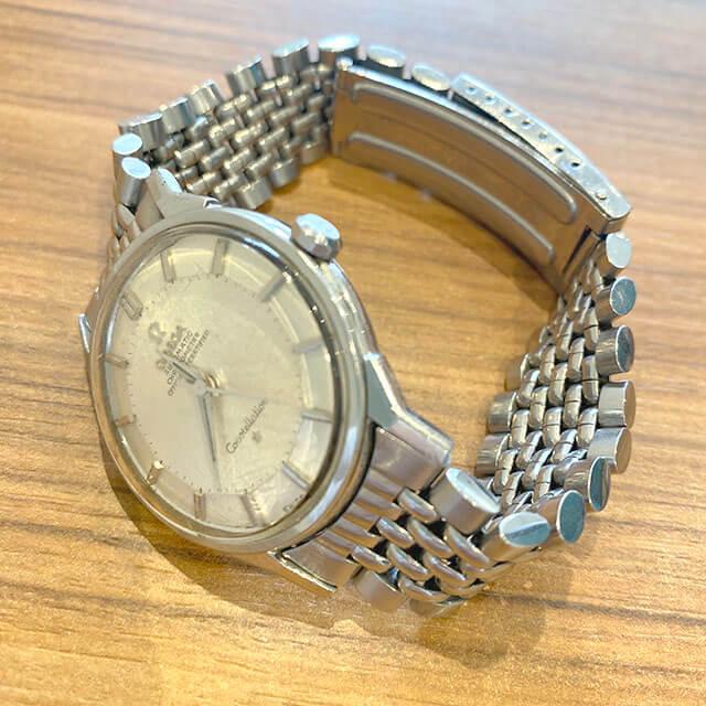 モノカウ緑橋店にてオメガの腕時計【コンステレーション】を買取_04