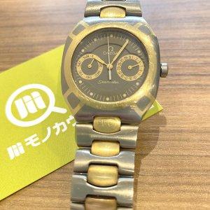 モノカウ緑橋店にてオメガの腕時計【シーマスター】を買取