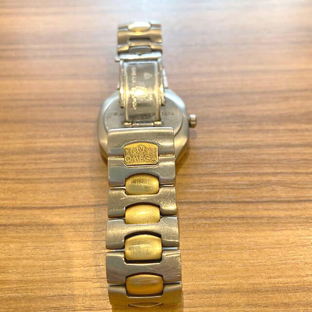 モノカウ緑橋店にてオメガの腕時計【シーマスター】を買取_04