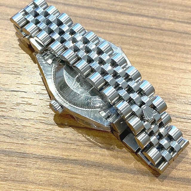 東淀川のお客様からロレックスの腕時計【デイトジャスト】を買取_02