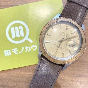 城東区のお客様からロレックスの腕時計【デイトジャスト サンダーバード】を買取