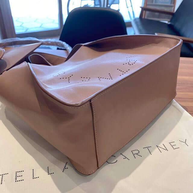 大阪のお客様からステラマッカートニーの【ステラ ロゴ 2way バッグ】を買取_03