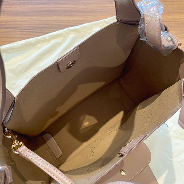 大阪のお客様からステラマッカートニーの【ステラ ロゴ 2way バッグ】を買取_04