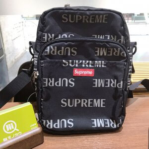 モノカウ心斎橋店にて和歌山のお客様からシュプリームの【3M Reflective Pepeat Shoulder Bag】を買取