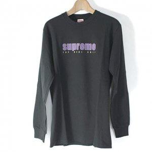 和歌山のお客様からシュプリームのTシャツ【The Real Shit Tee 19SS】を買取
