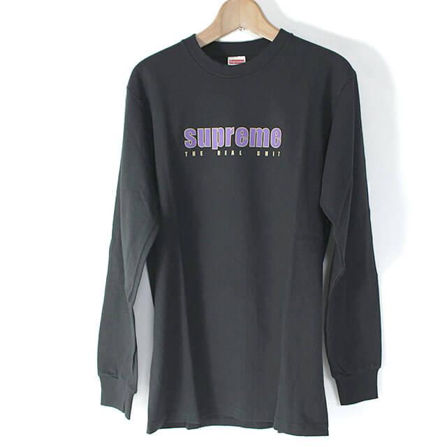 和歌山のお客様からシュプリームのTシャツ【The Real Shit Tee 19SS】を買取_01