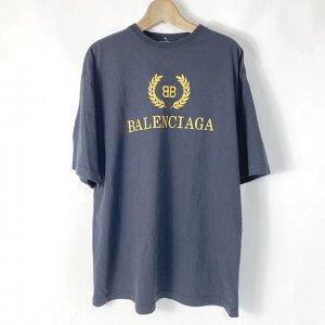 モノカウ心斎橋店にてバレンシアガの【BBロゴ Tシャツ】を買取
