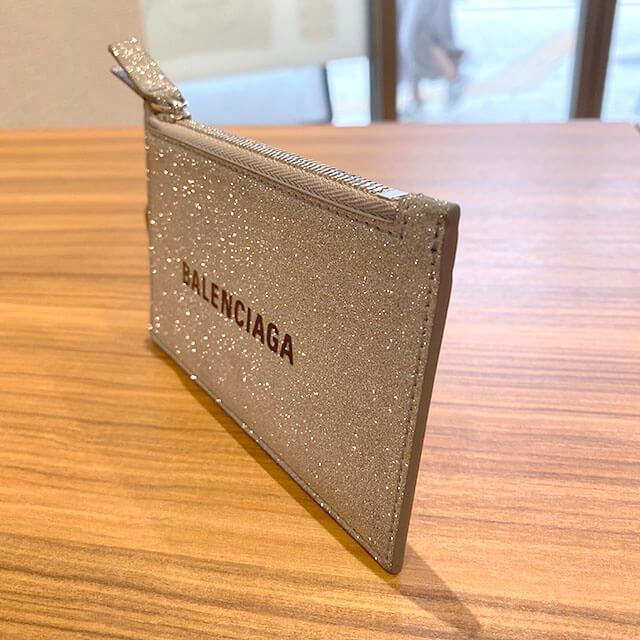 阿倍野のお客様からバレンシアガのカードケースを買取_02