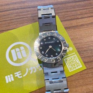平野のお客様からブルガリの腕時計【ブルガリブルガリ】を買取