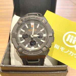モノカウ北見営業所にてカシオの腕時計【G-SHOCK(GST-W130BC)】を買取